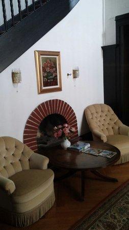 Hotel Brandies: Vorzimmer