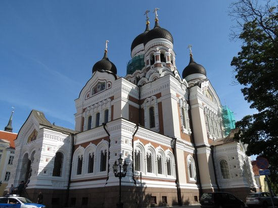 Alexander-Newski-Kathedrale: chiesa
