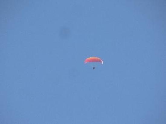 Paraglide monte baldo