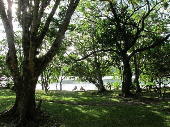 Erakor Island Resort & Spa : From our front door