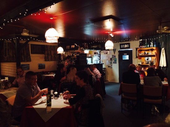 Valentinos Italian Restaurant: My favorite place in Turangi
