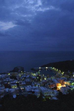 Ocean Paradise Resort: Beautiful view at night