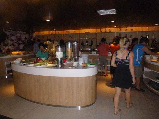 Bintang Kuta Hotel: Breakfast