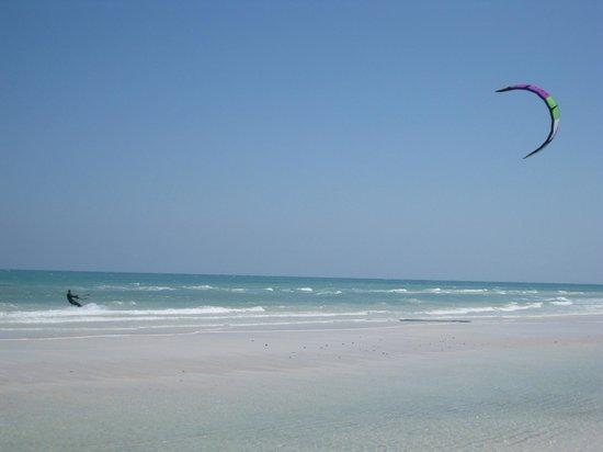Seabel Rym Beach : Plage