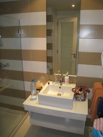 Seabel Rym Beach : La salle de bain