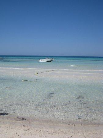 Seabel Rym Beach : La plage