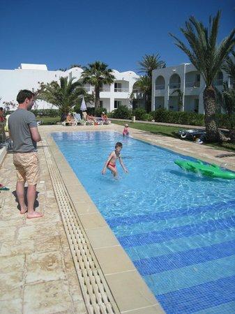 Seabel Rym Beach : La piscine pour enfants
