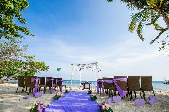 Tunamaya Beach & Spa Resort - Tioman Island : Marriage Registration Venue