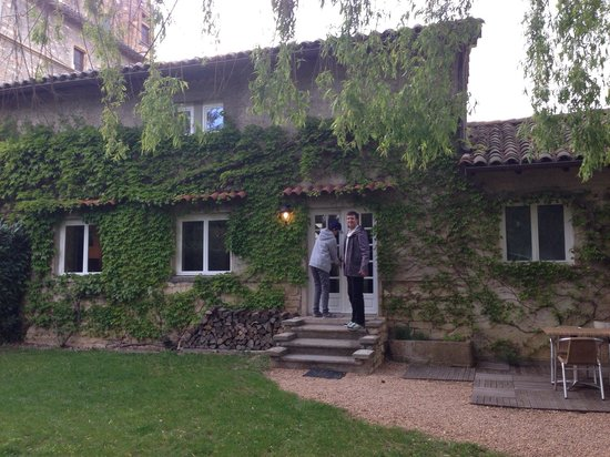 Chateau de Tanay : Our 3 bedroom 2 bathroom gite.