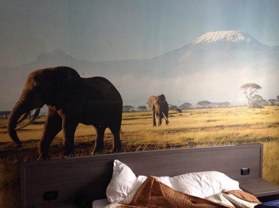 Doric Bed: Design delle stanze