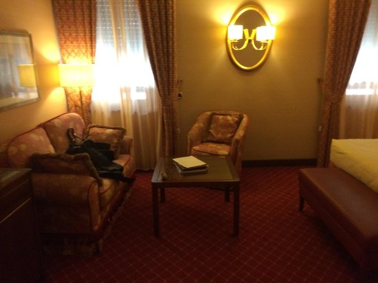 Accademia Hotel : Двухместный улучшенный - #134