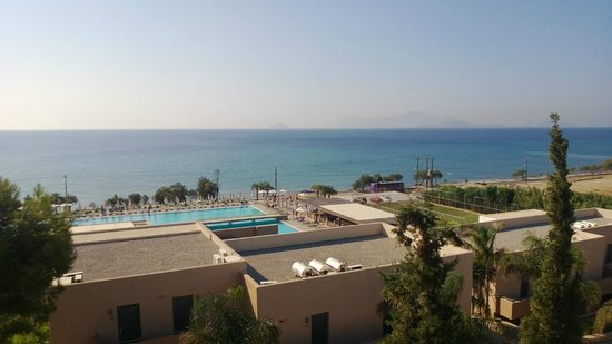 Sentido Carda Beach Atlantica: View from the room