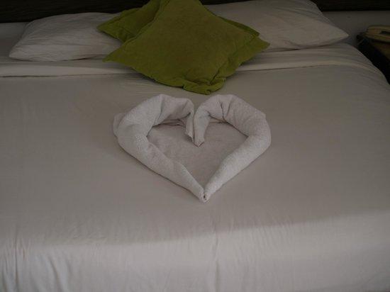 Kahramana Hotel: в день приезда