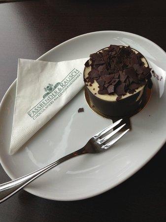 Rausch Schokoladenhaus - Café & Restaurant: Chocolate cake