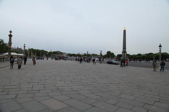 Obelisk of Luxor: Piazza della Concordia