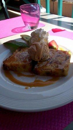 Happy Days : Pain perdu caramel beurre salé