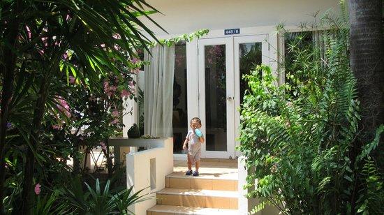 Shiva Samui – The New Name for Samui Beach Village: Entrance