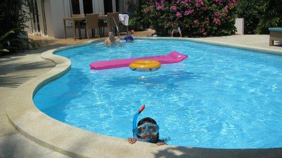Shiva Samui : Swimming whenever