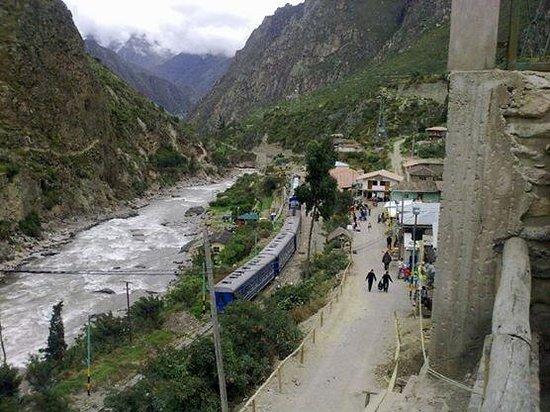 Huayna Picchu : Tren a Aguas Calientes