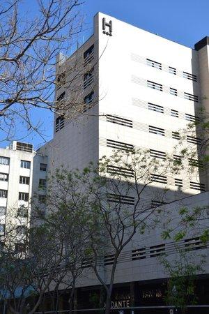 Hôtel Andante-vue d'ensemble