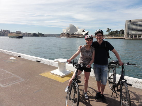 Annawombat Bike Tours: Circular Quai
