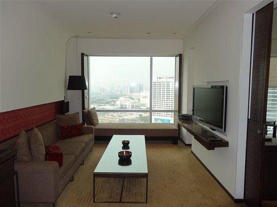 Le Meridien Bangkok: 部屋1