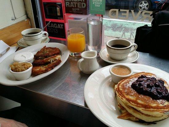 Clinton St. Baking Company & Restaurant : Pancakes