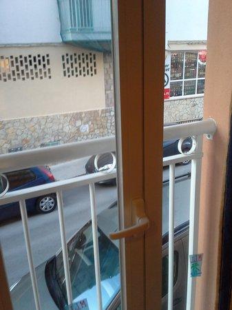 Palma Bay Club Resort : La vue de la chambre...