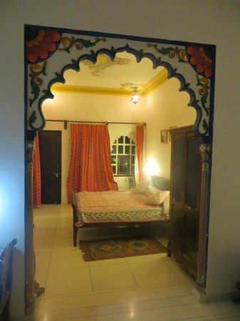 Hotel Mahendra Prakash: Beautiful room 22