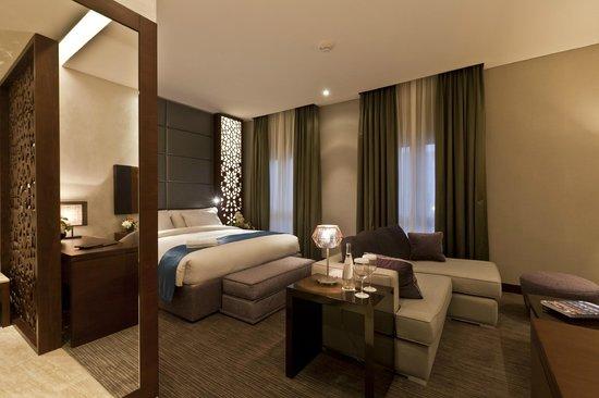 Zubarah Hotel: Junior Suite
