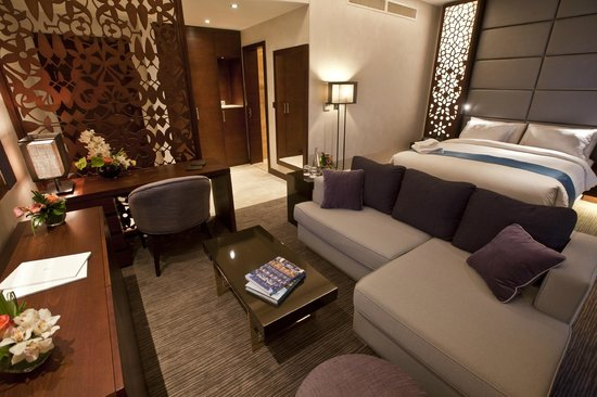 Zubarah Hotel: Junior Suite