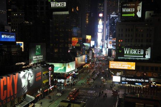 Novotel New York Times Square: Terraza del hotel