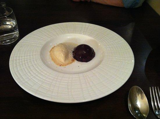 Margan Restaurant : Dessert