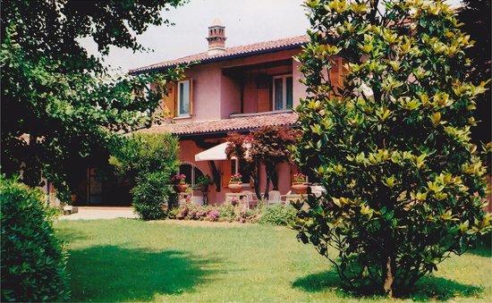 Bergamo Chez Toi B&B : La villa