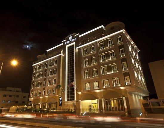 祖巴拉飯店