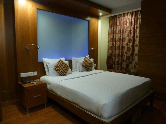 Emarald Hotel : 部屋