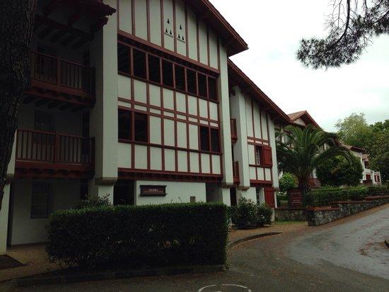 Apartamentos Pierre & Vacances Villa Maldagora: Batiment Bilbao