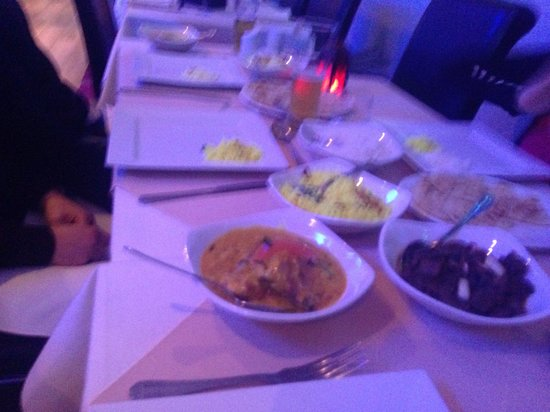 Koconut Grove: Lovely fish curry and paratha