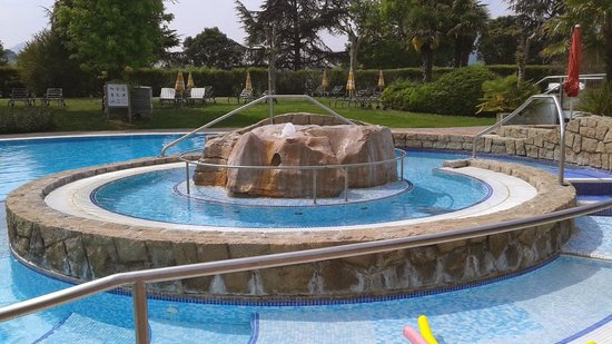 Radisson Blu Resort, Terme di Galzignano – Hotel Sporting: Percorso Kneipp