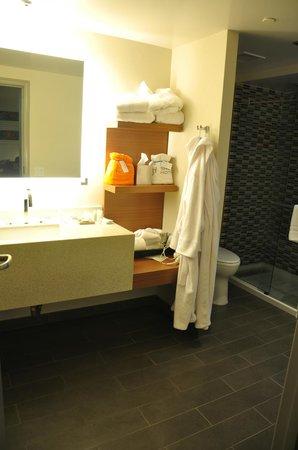 Shore Hotel: Baño