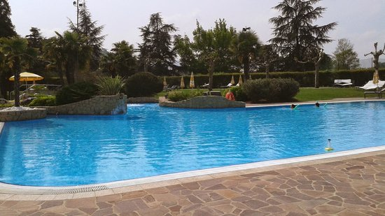 Radisson Blu Resort, Terme di Galzignano – Hotel Sporting: Piscina