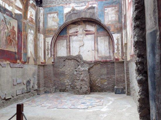 Ruins of Herculaneum: Herculaneum