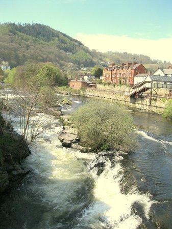 Corn Mill: Rapids & Railway