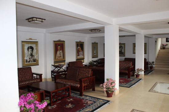 WelcomHeritage Denzong Regency : Reception
