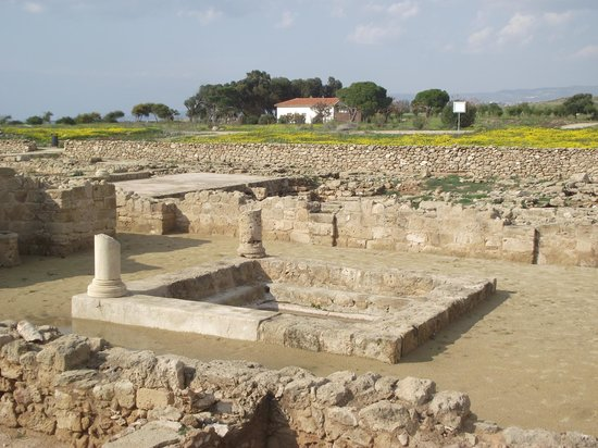 Kato Paphos Archaeological Park: so much to see