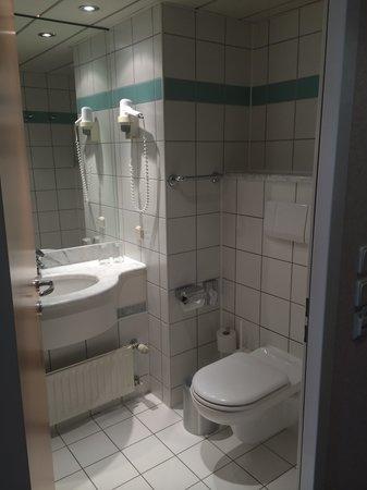 Hilton Garden Inn Vienna South: Bathroom