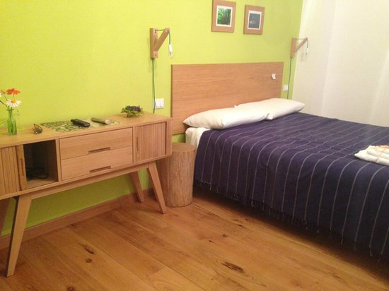 Hakka House: nice and comfy bedroom
