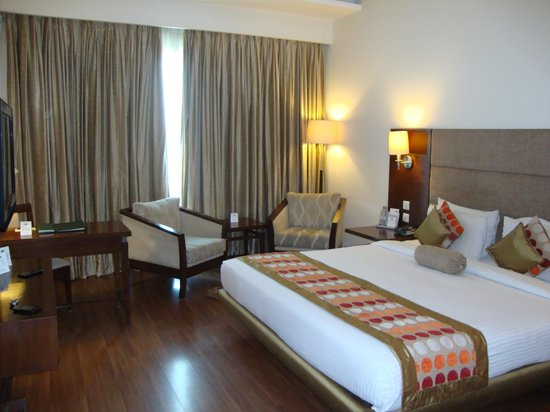 Country Inn & Suites By Carlson-Amritsar, Queens Road : The Superior Room same to as what is promised online.