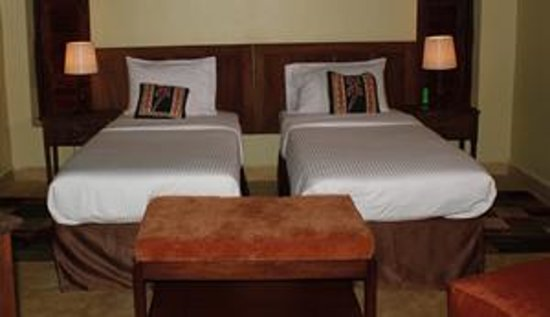 Brovad Sands Lodge : beautiful rooms