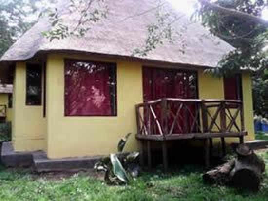 Brovad Sands Lodge: we stayed in this cottage